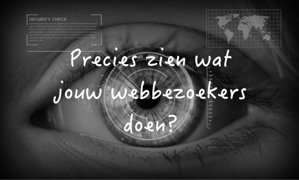 Smartlook video opnames webite bezoekers