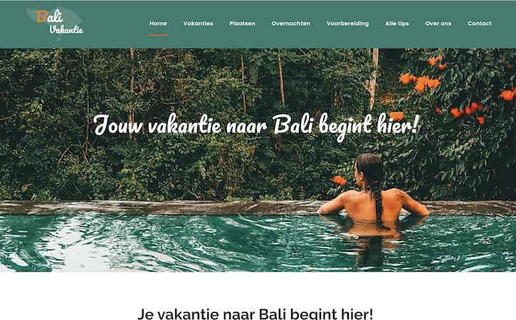 wordpress website maastricht